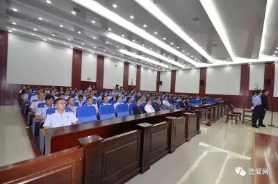 原武汉铁路公安局麻城派出所所长受贿案公开开庭审理