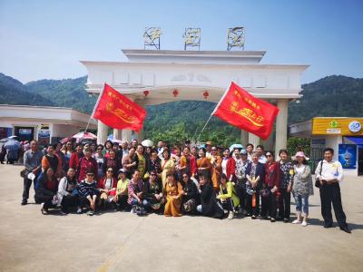 梦幻山水 玫瑰有约 ——黄冈广电台《垄上行》电视体验活动走进黄梅玫瑰谷
