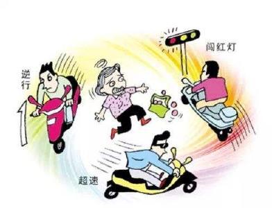 速看!黄冈交警将集中整治电动车、摩托车!