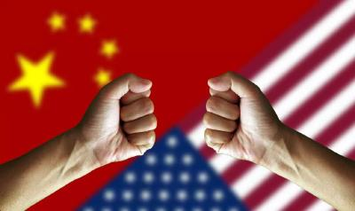 新闻联播的气势大家感受一下 | 国际锐评:中国已做好全面应对的准备