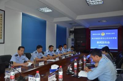 跨三省六地抓获8名嫌疑人  罗田警方特大电信外呼中心非法经营案