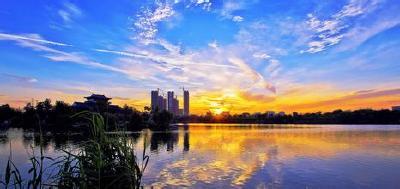 湖北 构建长江绿色生态廊道