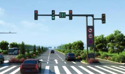 郑州:信号灯变换提前10秒提醒
