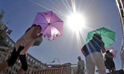 最高温将达40℃ 湖北未来一周还是持续热热热