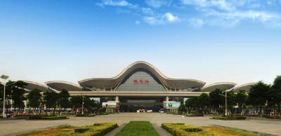 武汉三大火车站三天 共发送旅客73.1万人次