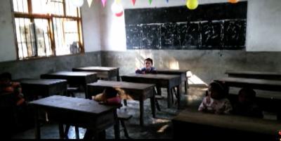 驻村三年,只为让这里的孩子过上更幸福的生活