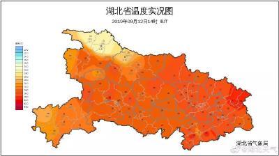 预警!湖北这个中秋节,本世纪最热!