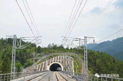 全线开跑、全线通电!途经湖北的这两条高铁,又有重要进展!