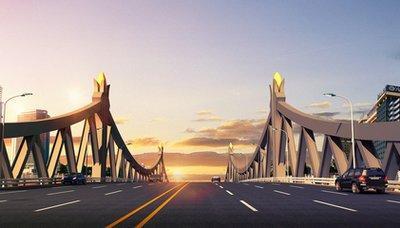 【转发扩散】关于106国道三台河大桥封闭车辆绕行的公告
