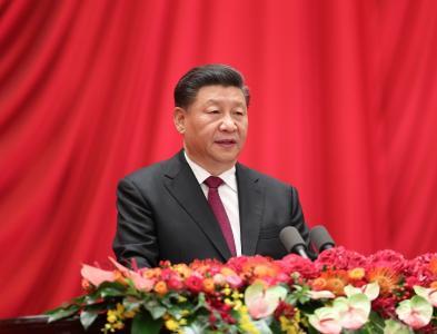 习近平:中国人民是伟大的人民