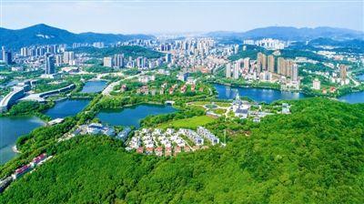 湖北建成11个国家森林城市