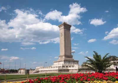 人民英雄纪念碑上刻的三句话,你看懂了吗?