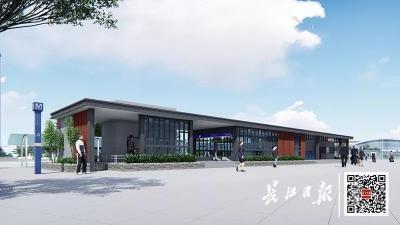 最新!武汉两条新地铁线通车时间定了,其中一条经过青山、白沙洲