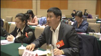 【省两会速递】段卫昌代表建议:深耕营商环境  拓宽市场营销