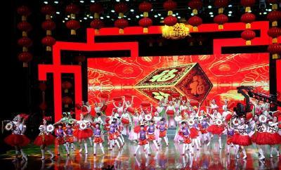 腊月二十九!2020年黄冈市首届百姓春晚亮相荧屏!