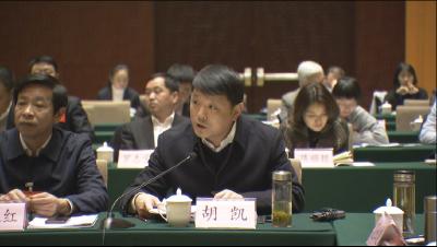 【省两会速递】胡凯代表建议:农村安饮再提标提质 让群众喝上放心水