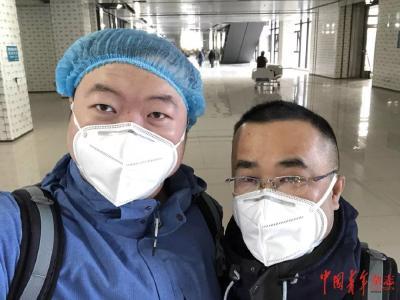 ICU护士王冰: 前线终见恩人面,黄冈战疫叙奇缘