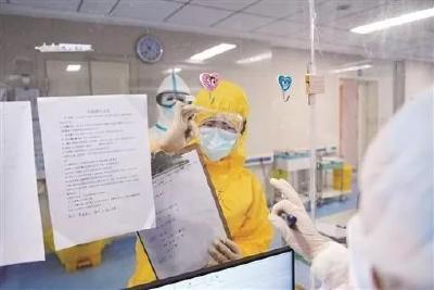 【央视战疫情】黄冈:治愈人数超千人新增500张床位定点救治医院