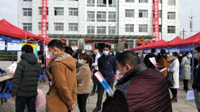 @黄州人,陈策楼、陶店、堵城有招聘会,赶紧去看看!