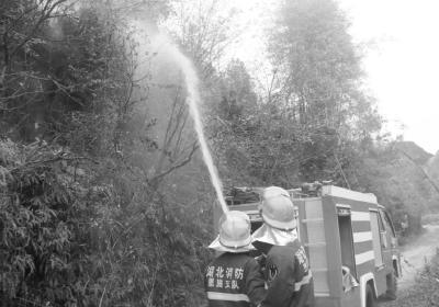 湖北消防发布清明节消防安全提示:文明祭祀,勿忘防火!