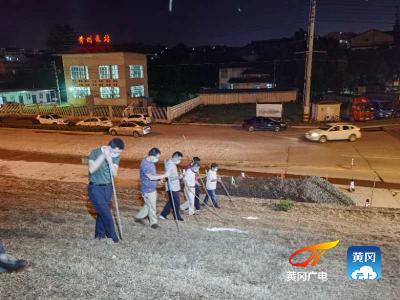 夜访黄州长江百里防线(二)
