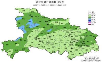 湖北61个县(市、区)启动防汛应急响应