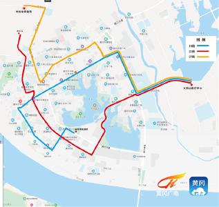 7月26日起 市区开通3条大别山区域医疗中心始发公交线路