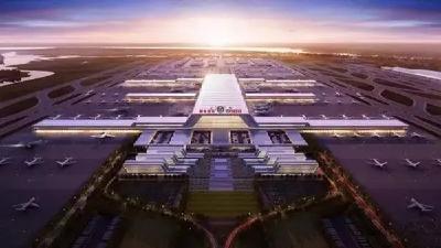 鄂州机场建成时间表,定了!