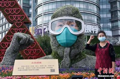 也太好看了吧!国庆前的北京长安街一步一景!