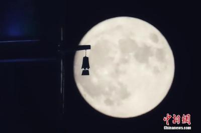 """今年中秋月亮""""瘦""""了,网友评论却亮了……"""