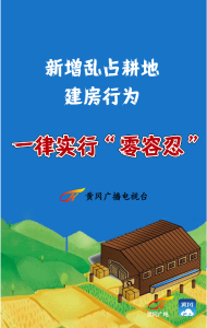 """【图解政策】农村乱占耕地建房""""六个一律"""""""