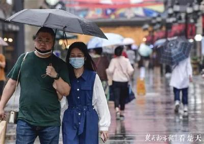 @湖北人 就在今天!强降雨来袭,后面的天气......
