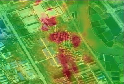 黄冈首套大气污染物气溶胶激光雷达扫描监测系统投入使用
