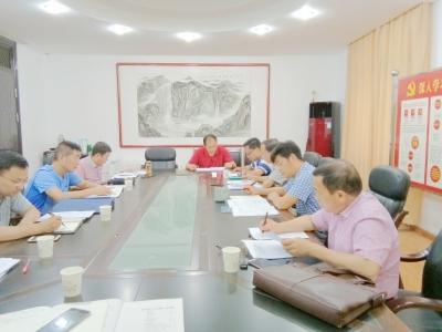 荆州市社科联开展2017年智库课题中期检查