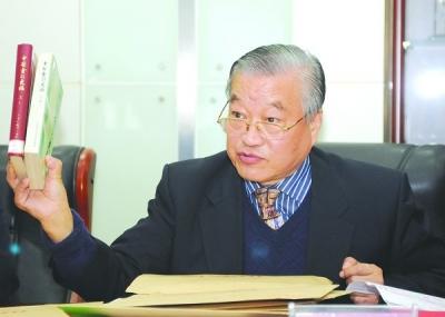 郭道扬:中国会计史第一人
