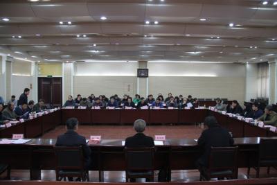 湖北省社科联召开社科工作者宣传普及党的十九大精神座谈会
