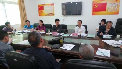 荆州市社科联召开2018年社科类社会组织骨干培训会