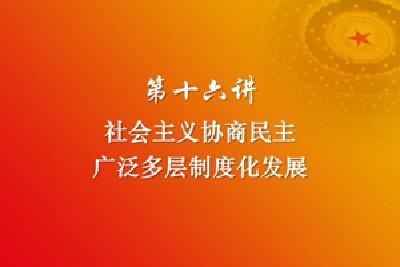 习近平新时代中国特色社会主义思想三十讲(第十六讲)