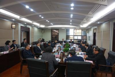 省社科联八届六次主席团会议在汉举行