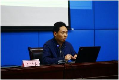 《荆门新经济》专题科普报告会在荆楚理工学院成功举办