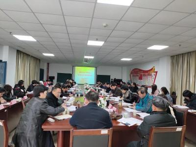 荆州市社科联举办学习贯彻党的十九届四中全会精神理论研讨会