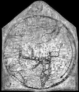 包慧怡:欧洲中世纪地图和异域志中的东方叙事