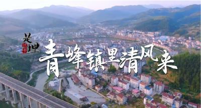 微视频:是这个理-青峰镇里清风来