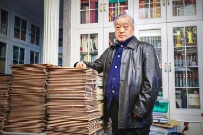 對話中南財經政法大學資深教授、會計學家郭道揚,十年千萬字,書寫世界首部會計通史