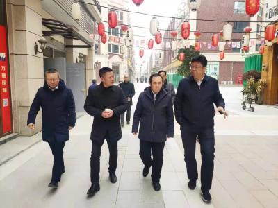 省社科联喻立平一行赴咸宁通城调研