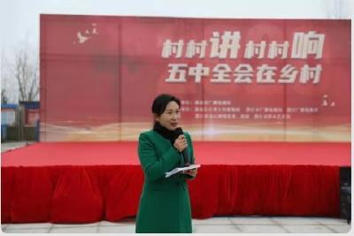 湖北省社科联组织社科专家开展灵活多样的宣讲志愿服务活动