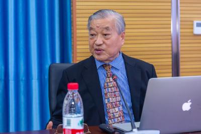郭道揚教授主持的國家社科基金重大項目順利通過結題鑒定