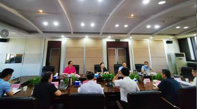 省黨史學習教育第四巡回指導組到省社科聯指導黨史學習教育工作