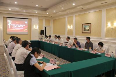 湖北省社科類社會組織黨建工作座談會在武漢召開