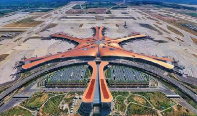 不只是大兴国际机场……镜头里的中国速度